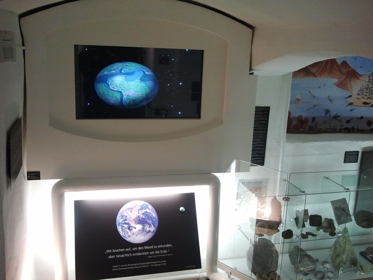 INTERAKTIVES TOUCHSCREEN MUSEUM ISERLOHN